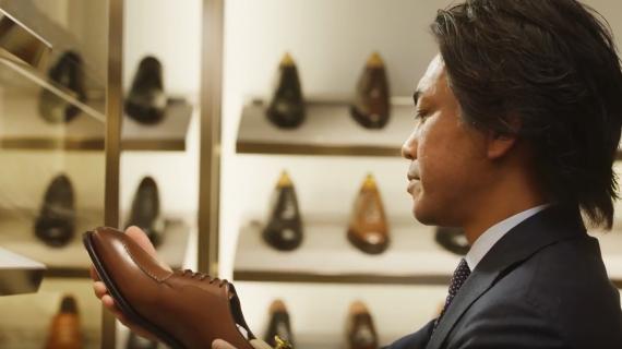 トモエ商事株式会社 様 『靴ゑ ブランドムービー』01